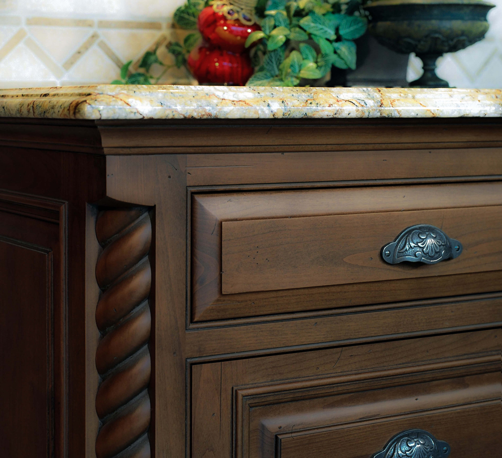 Arbor Mills Base Cabinet Accents