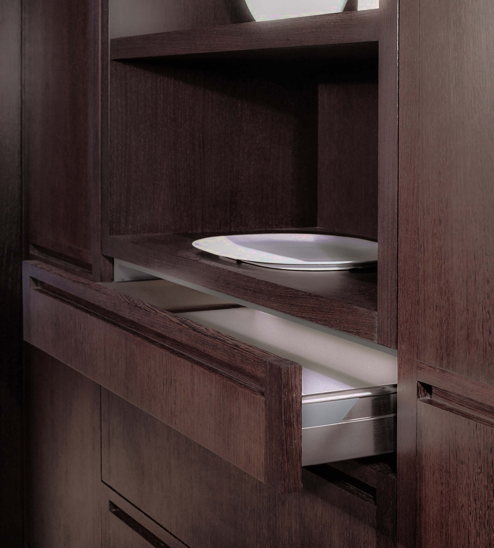 Quality Frameless Cabinetry by Arbor Mills
