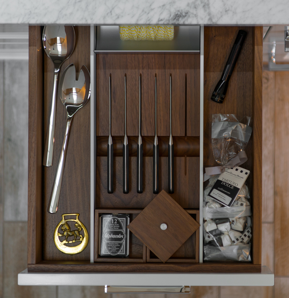 BIN by Arbor Mills Knife Divider and Storage