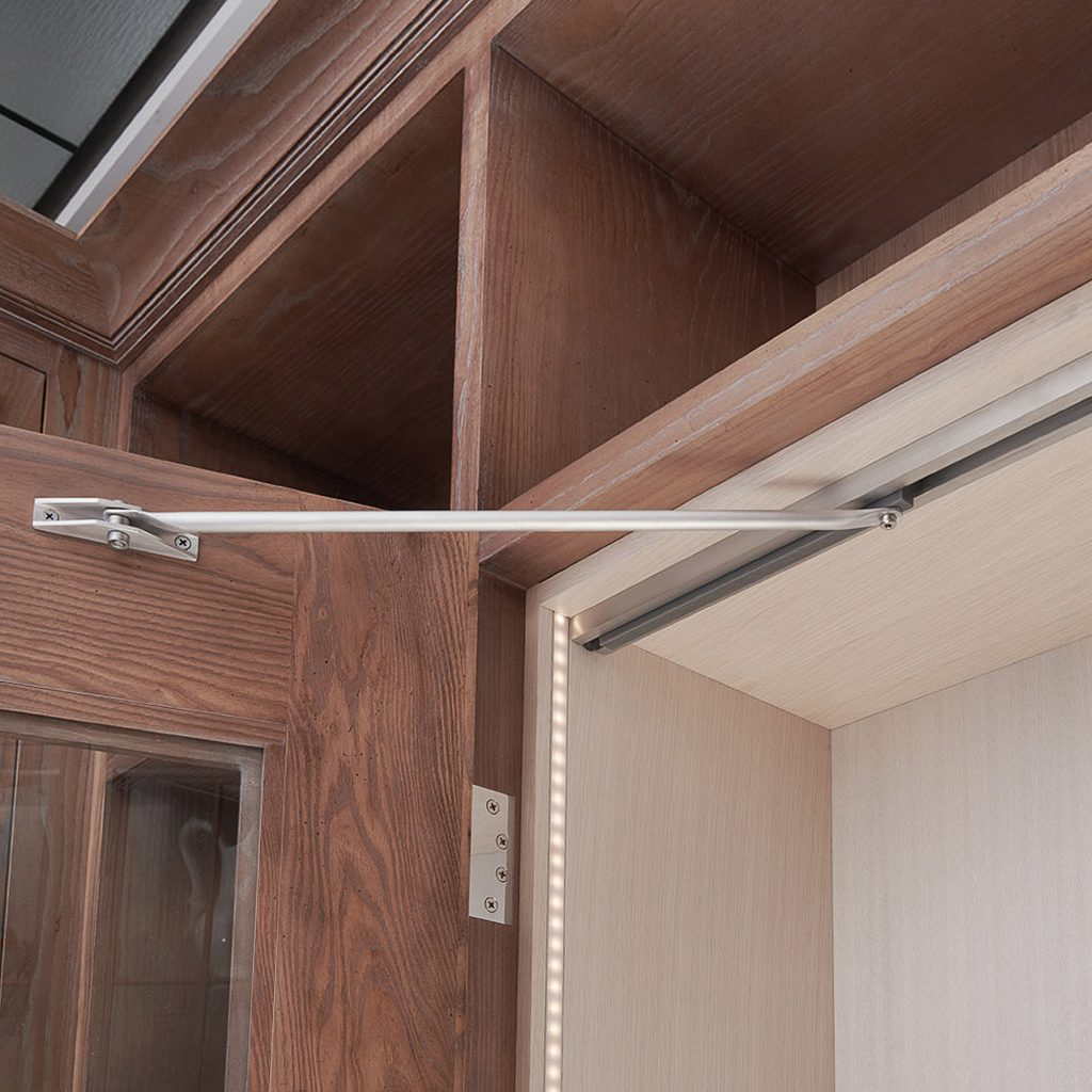 Custom Door Hinges by Arbor Mills